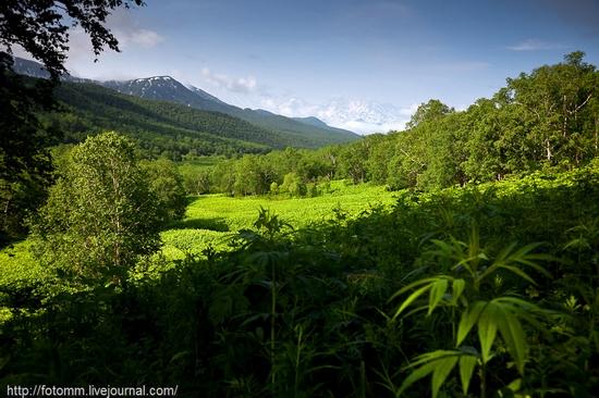 Natural park Nalychevo, Kamchatka peninsula, Russia view 17
