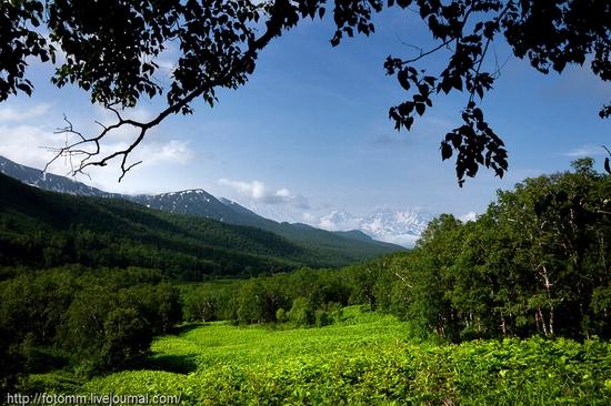 Natural park Nalychevo, Kamchatka peninsula, Russia view 18