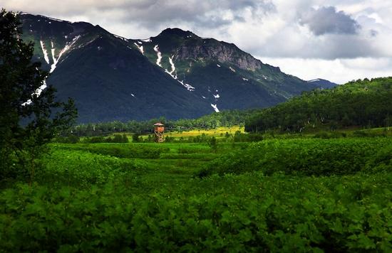 Natural park Nalychevo, Kamchatka peninsula, Russia view 7