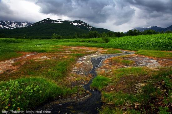 Natural park Nalychevo, Kamchatka peninsula, Russia view 8