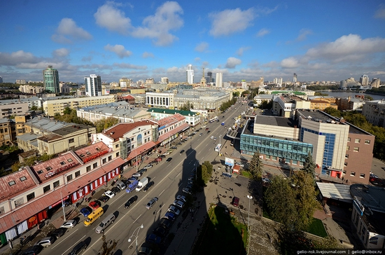 Ekaterinburg city, Russia view 13