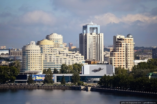 Ekaterinburg city, Russia view 16