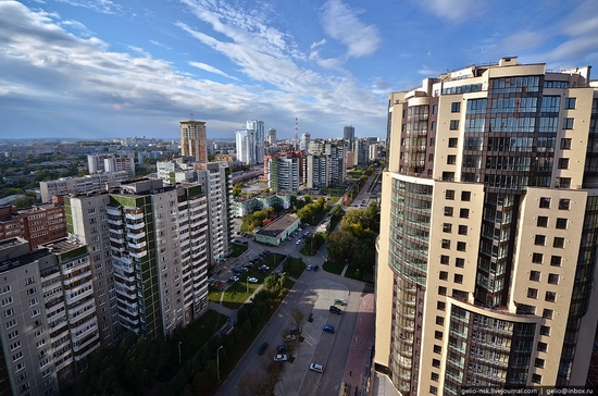 Ekaterinburg city, Russia view 18