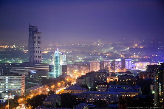 Ekaterinburg city, Russia view 3