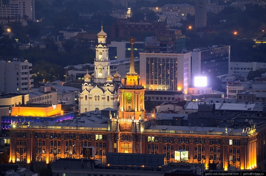 Ekaterinburg city, Russia view 4