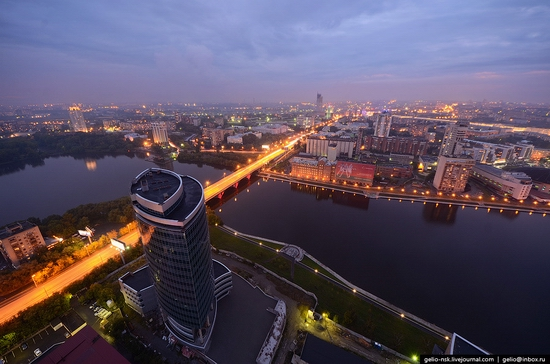 Ekaterinburg city, Russia view 7