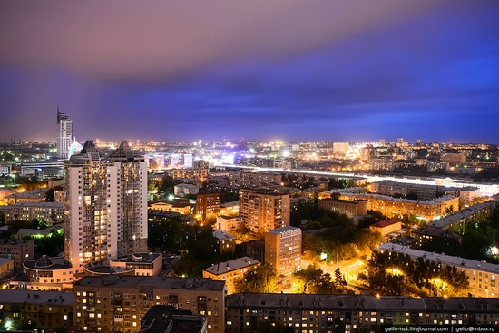 Ekaterinburg city, Russia view 8