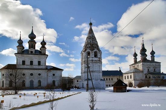Yuriev-Polskiy town, Vladimir oblast, Russia view 12
