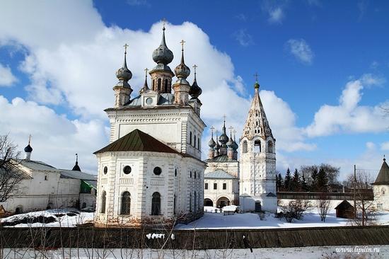 Yuriev-Polskiy town, Vladimir oblast, Russia view 13