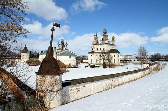 Yuriev-Polskiy town, Vladimir oblast, Russia view 14