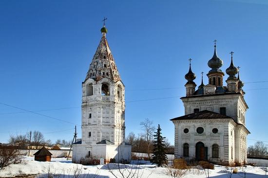 Yuriev-Polskiy town, Vladimir oblast, Russia view 15
