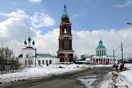 Yuriev-Polskiy town, Vladimir oblast, Russia view 16