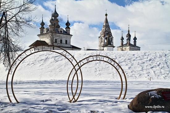Yuriev-Polskiy town, Vladimir oblast, Russia view 17