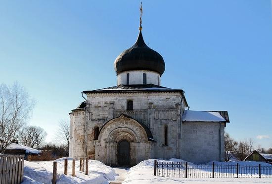 Yuriev-Polskiy town, Vladimir oblast, Russia view 2