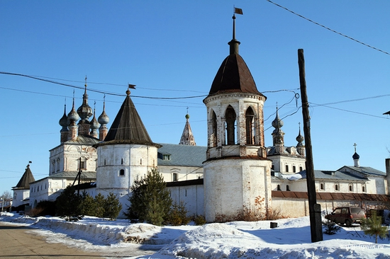 Yuriev-Polskiy town, Vladimir oblast, Russia view 7