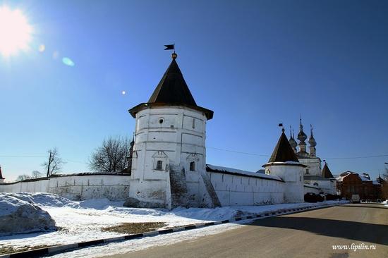 Yuriev-Polskiy town, Vladimir oblast, Russia view 8