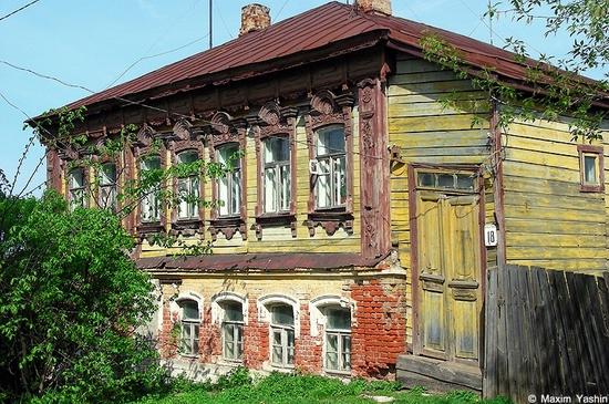 Zaraysk, Moscow oblast, Russia view 1