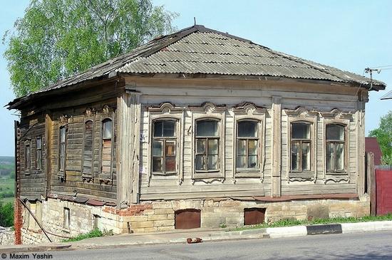 Zaraysk, Moscow oblast, Russia view 10