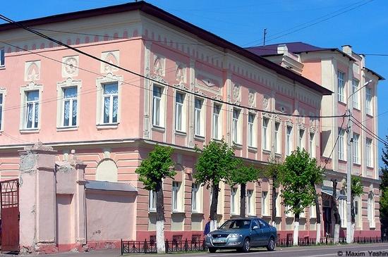 Zaraysk, Moscow oblast, Russia view 11