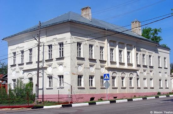 Zaraysk, Moscow oblast, Russia view 13