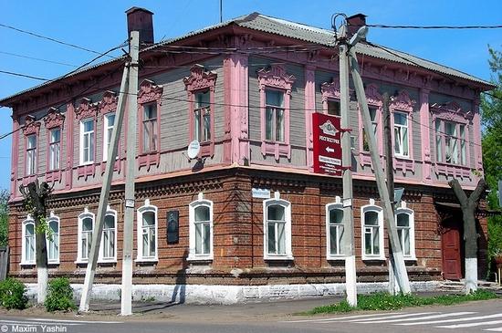 Zaraysk, Moscow oblast, Russia view 15