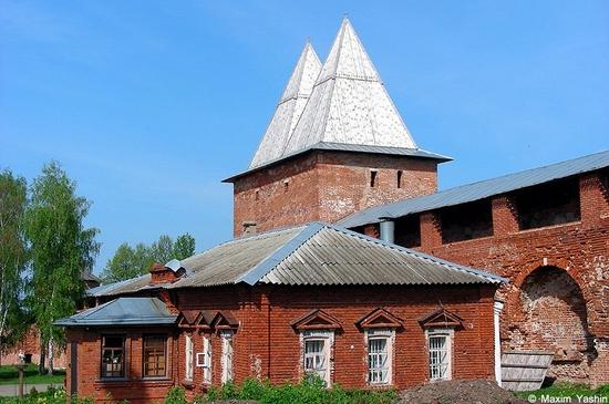 Zaraysk, Moscow oblast, Russia view 4