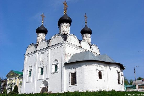 Zaraysk, Moscow oblast, Russia view 6