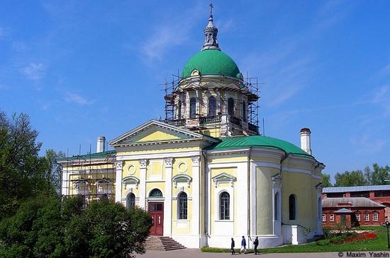Zaraysk, Moscow oblast, Russia view 7