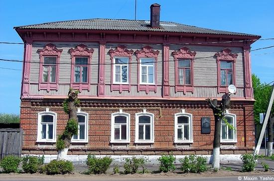 Zaraysk, Moscow oblast, Russia view 9