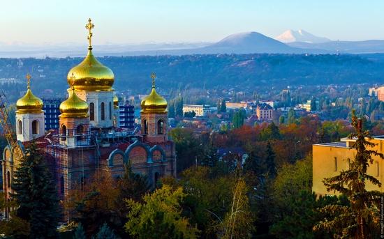 Pyatigorsk city, Russia view 4