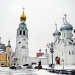 Architectural complex of Vologda Kremlin