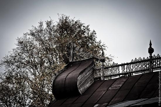 Wooden house, Ostashevo, Kostroma oblast, Russia view 21