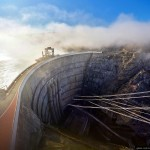 Chirkeyskaya hydropower plant – the highest arch dam in Russia