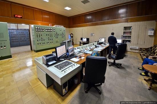 Chirkeyskaya hydropower plant, Russia view 15