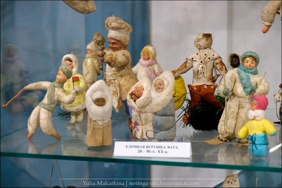 Museum of Christmas toys, Klin town, Russia view 10