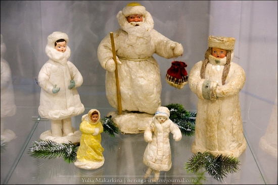 Museum of Christmas toys, Klin town, Russia view 13
