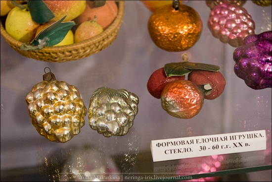 Museum of Christmas toys, Klin town, Russia view 18