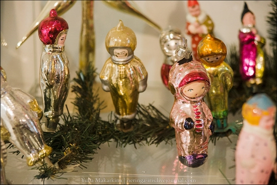 Museum of Christmas toys, Klin town, Russia view 23