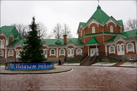 Museum of Christmas toys, Klin town, Russia view 30