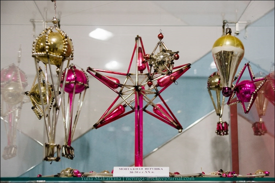 Museum of Christmas toys, Klin town, Russia view 5