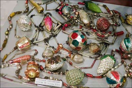 Museum of Christmas toys, Klin town, Russia view 9