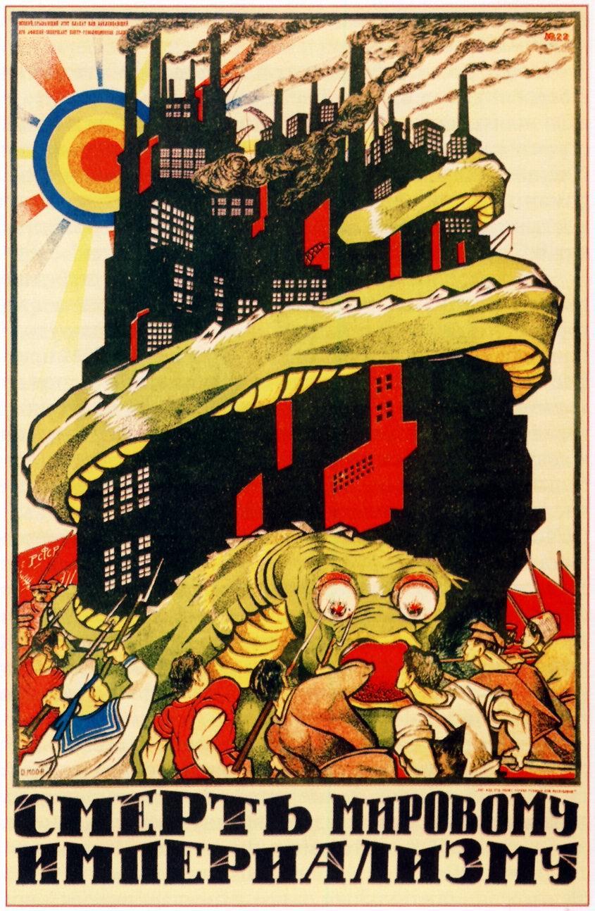 I read the Soviet propaganda 65