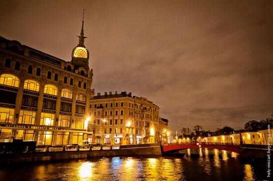 Saint Petersburg city, Russia view 10