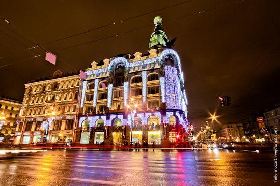 Saint Petersburg city, Russia view 12