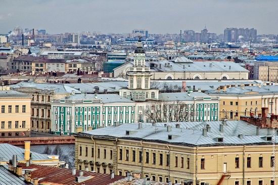 Saint Petersburg city, Russia view 19