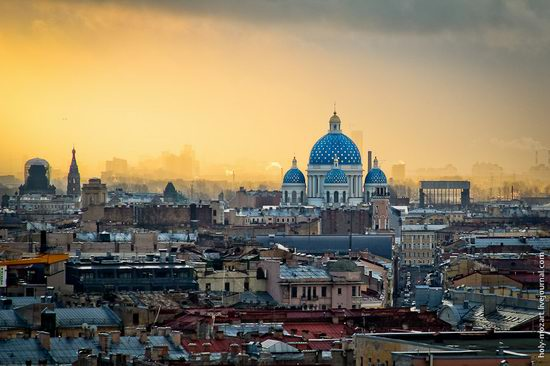 Saint Petersburg city, Russia view 22