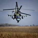 First demonstration flights of new Russian combat helicopters