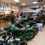 The Museum of Lend Lease in Moscow