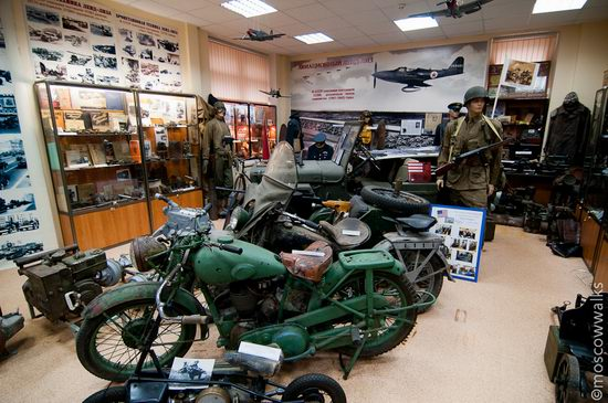 Lend Lease Museum, Moscow, Russia view 1