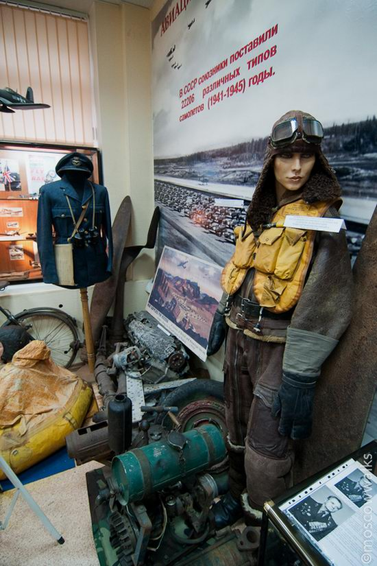 Lend Lease Museum, Moscow, Russia view 10